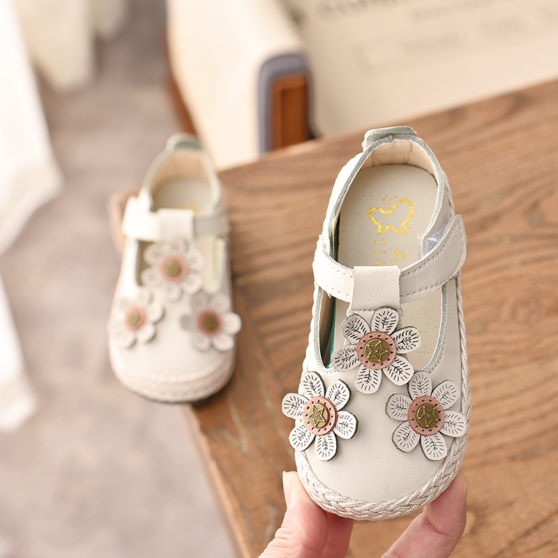 Fashion Baby Shoes for Spring Toddler Girls Princess Shoes Children Single Shoes