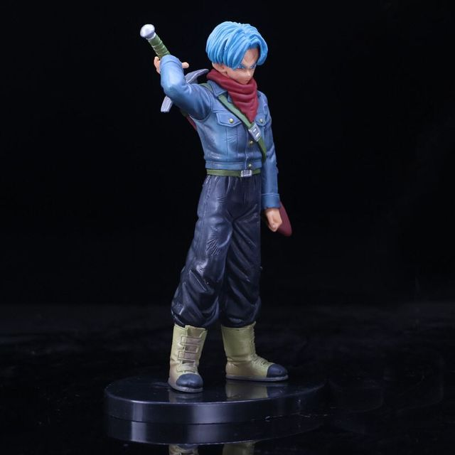 SS Trunks Ready Pose Original Action Figure from Dragon Ball Super