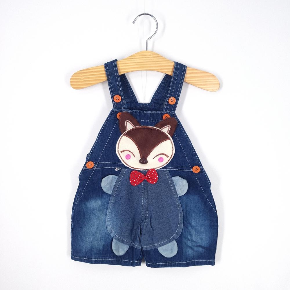 boy overalls fox overalls girls overalls Toddler overalls