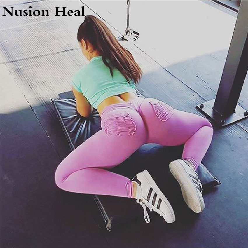 Fitness Yoga Women Sportswear Yoga Pants Sport Pants Leggings High Waist Running Tights Gym Leggings Yoga Leggings Compression