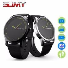 Slimy Bluetooth Sports Smart Watch IP68 Waterproof Smartwatch Wristwatch Pedometer Call Reminder Alarm Stopwatch Remote Camera