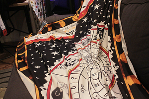 Image 4 - Tarot masa örtüsü en boy astroloji takımyıldızı kurulu oyun halısı, kanepe kılıfı halı OtsugeUranainandesu yenilik dekorasyon battaniye