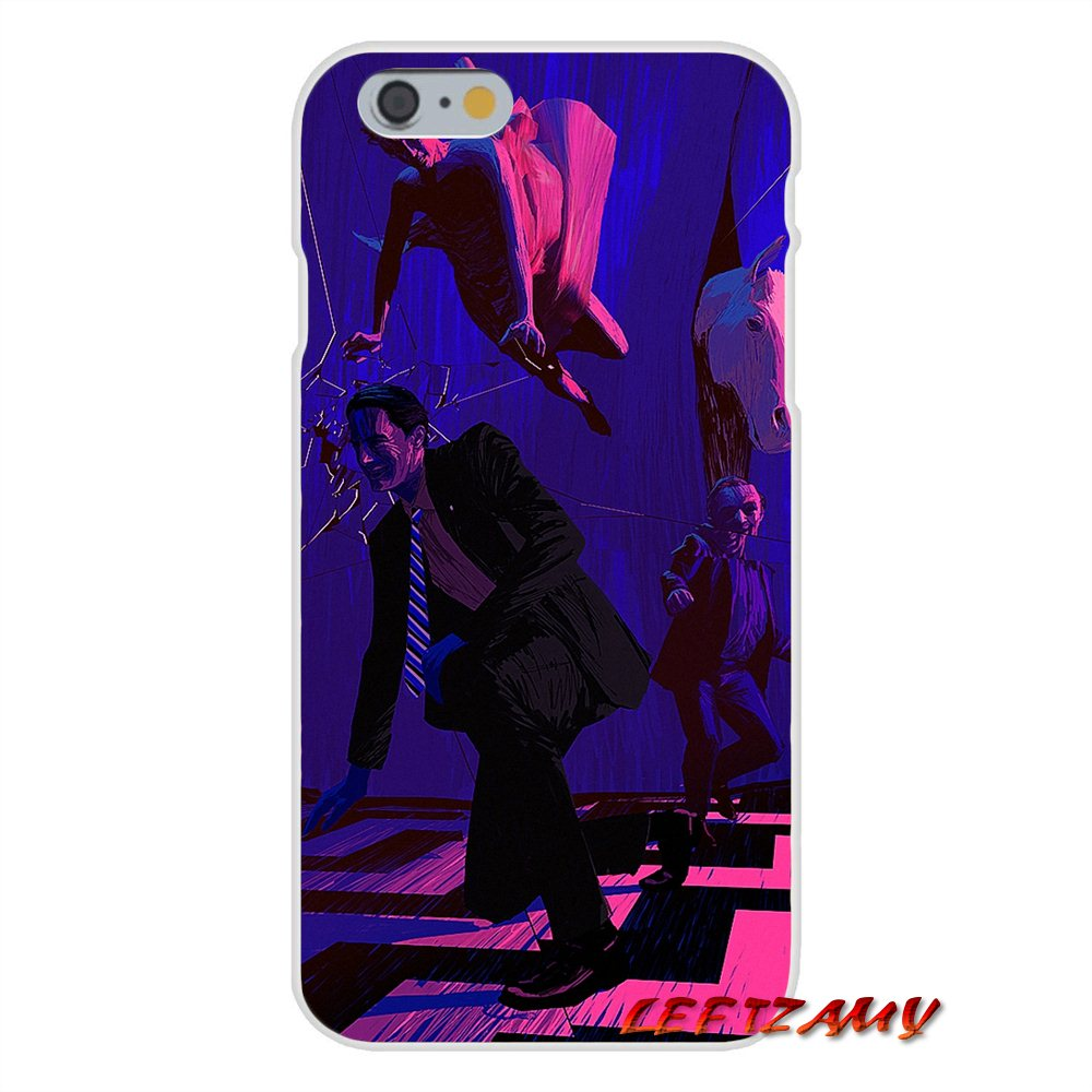 For HTC One M7 M8 A9 M9 E9 Plus U11 Desire 630 530 626 628 816 820 Welcome To Twin Peaks tv show Accessories Phone Shell Covers