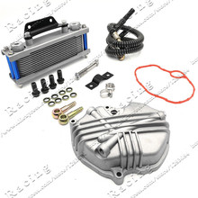 Radiator Kayo Refires-Accessories Bike Motorcyle Monkey High-Performance BSE Dirt Oil-Cooler