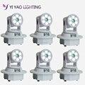 6 teile/los DMX-512 Mini Moving Head Licht Strahl Licht und grün laser LED Bühne PAR Licht Beleuchtung Strobe Professionelle