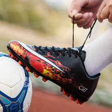 Professional Soccer Shoes Superfly VI 360 Low Top AG CR7 Women Football Boots Men Training Sneaker Adult Kids Boys Girls  Cleats-in Soccer Shoes from Sports & Entertainment on Aliexpress.com | Alibaba Group