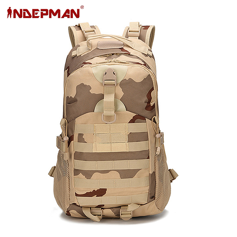 Army Military Style Backpack Rucksack Military Tactical 30L Backpack Oxford Sports Bag for Camping Traveling Hiking Trekking 3p outdoor military army tactical backpack oxford sport camouflage bag 30l for camping traveling hiking trekking bags cycling