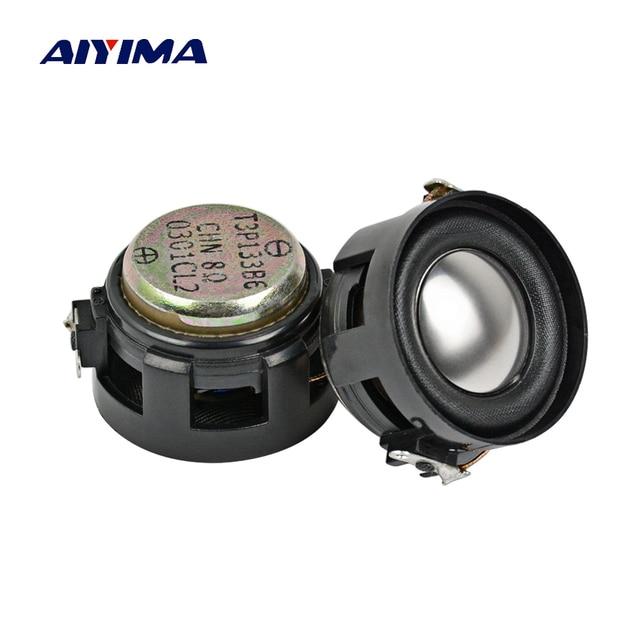 AIYIMA 2 мм шт. 30 мм мини аудио портативные колонки 8Ohm 3 Вт Altavoz portátil Колонка динамик для компьютера музыкальный центр