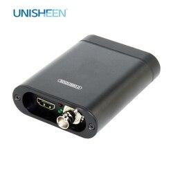USB3.0 60FPS SDI HDMI видеозахвата коробка FPGA Grabber ключ игра потокового потока трансляции 1080P OBS vMix Wirecast Xsplit