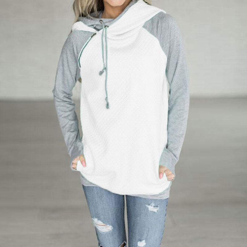 Women's Autumn Hoodie Sweatshirt 26