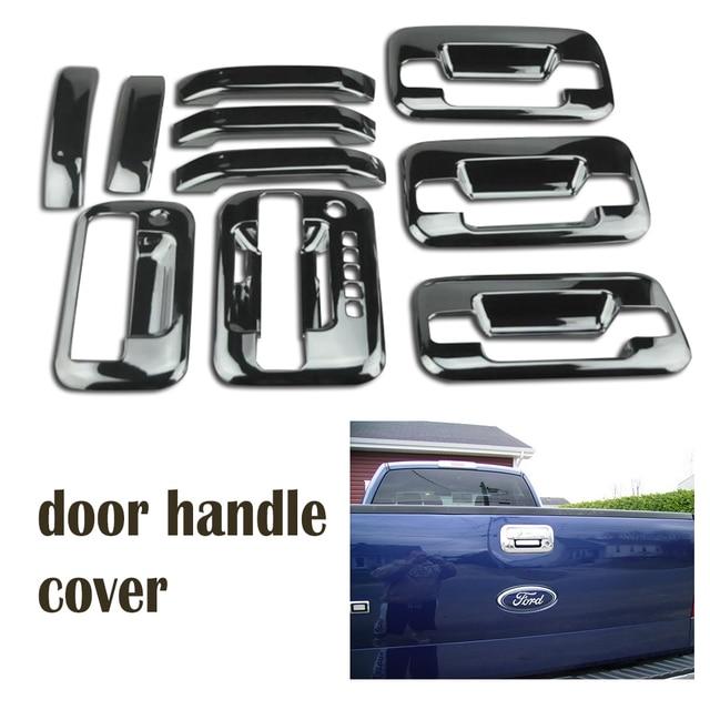 hot tailgate car door handle auto F150 2004-2014 for Fo/rd cover car  sc 1 st  AliExpress.com & Aliexpress.com : Buy hot tailgate car door handle auto F150 2004 ... pezcame.com