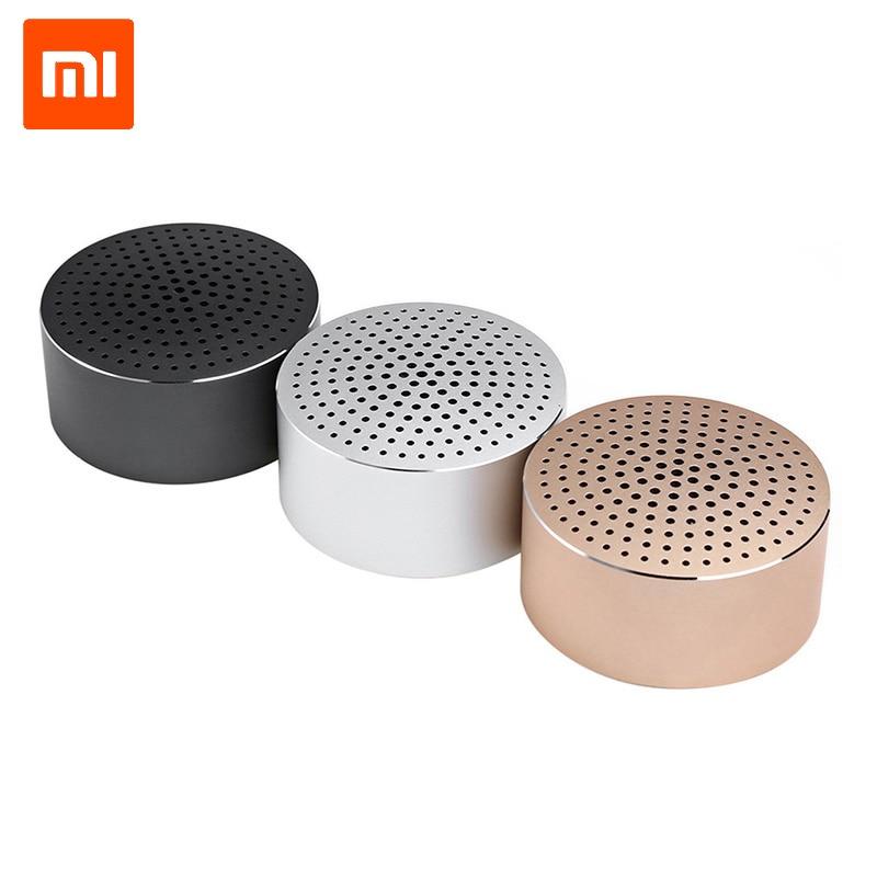 Xiaomi Bluetooth Speaker Driver Kogan Bluetooth Wireless Earbuds Kit Bluetooth Fm Transmitter Asda Bluetooth 4 2 Multipoint: Original XIAOMI Bluetooth Speaker Portable Wireless
