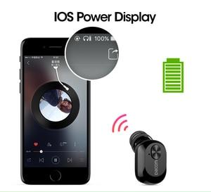 Image 5 - Dacom K6P Mini écouteurs Bluetooth sans fil intelligents écouteurs casque avec Microphone pour lélectronique grand public iphone