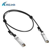 Livraison gratuite! Câble de Fiber optique de 1M à fixation directe, en cuivre 10G SFP + DAC 1m AWG30