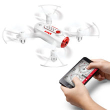SYMA Drone X22W Mini Four-axis Aircraft One-button Take-off RC Aerial Photography Toy Somatosensory Drone Mobile Phone Control