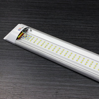 LED Explosion Proof Tri Proof Light Batten Tube 2ft 4ft 20W 40W LED Tube Lights Replace Fluorescent Light Fixture Ceiling 20pcs