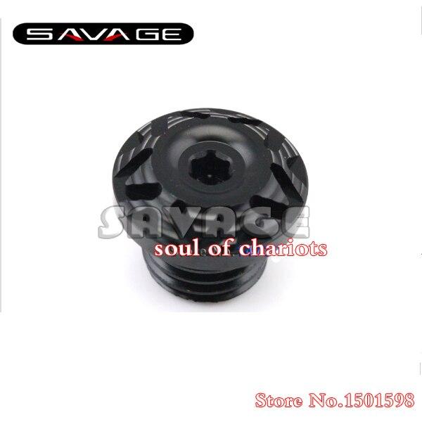 Nuevo diseño de accesorios de motos tornillo tornillo tapón de llenado de aceite