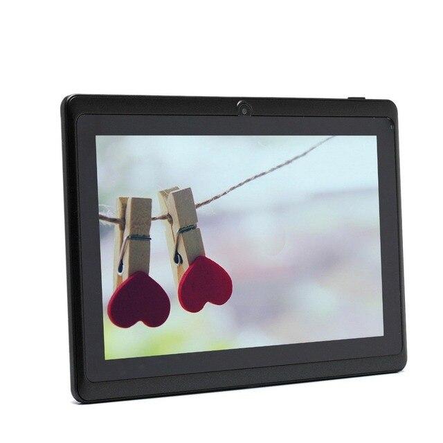 """7 Дюймов Android4.4 tablet pc wi-fi двойная камера 3 Г Внешний 7 """"пк tab LCD Quad Core Таблетки Пк Выгоды и полезные 7 8 9 10 10.1"""