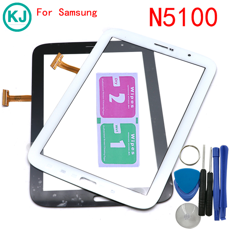 New N5100 Front Touch Screen Panel for Samsung Galaxy Note 8.0 N5110 Tablet Digitizer Touch Front Glass Sensor 3G & WifiNew N5100 Front Touch Screen Panel for Samsung Galaxy Note 8.0 N5110 Tablet Digitizer Touch Front Glass Sensor 3G & Wifi