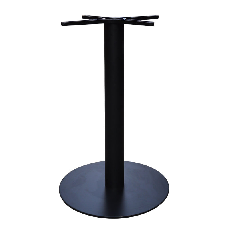 Superb Black Rounded Table Feet Restaurant Table Legs Coffee Shop Table Stand  Custom Height Cast Iron Table Legs In Furniture Accessories From Furniture  On ...