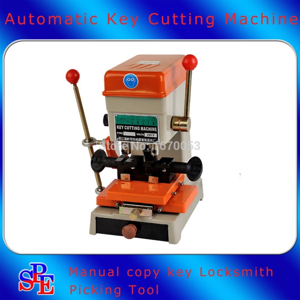 Free Shipping Best Price High Quality And Wholesale Price 368A Key Copy Machine ,Key Duplicator, Key Cutter For You Make Money