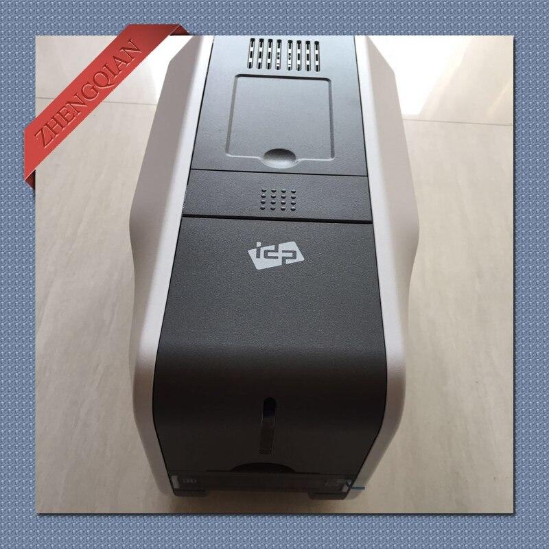 IDP Smart 51 S imprimante à carte d'identité à usage unique ruban de couleur 659366 SS-IDDC-P-YMCKO ou ruban 659382 SS-IDDC-S-YMCKO