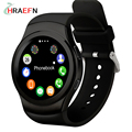 Hraefn NO.1 G3 Bluetooth Smart Watch Sim Card Waterproof Heart Rate Monitor reloj inteligente For Android iOS PK samsung gear s3