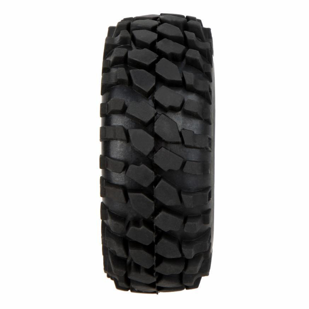 100% 4X 1/10 Climber Off-road Car Wheel Rim+Tire 260001