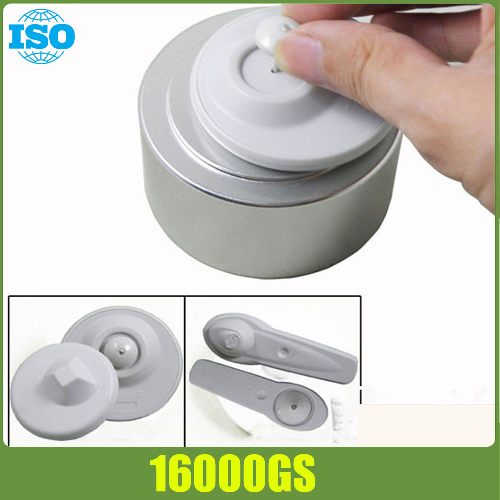 Free Shipping Universal Strong magnetic detacher 16000GS Eas hard tag Remover strong detacher magnetic force 16000gs eas security detacher tag remover eas cashier use 2 pcs lot