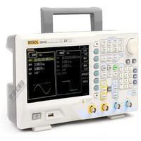 DDS Function Signal Arbitrary Waveform Generator 60MHz Dual Channels 500MS S 7 Inch TFT LCD High