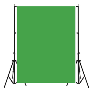 Image 1 - Cromakey Fondo de fotografía verde puro para estudio, accesorios de tela para fotografía