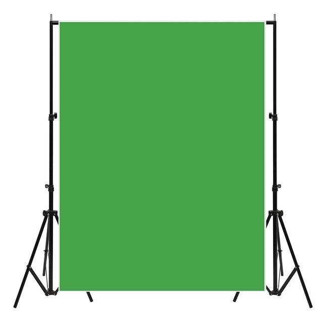 Cromakey Fondo de fotografía verde puro para estudio, accesorios de tela para fotografía