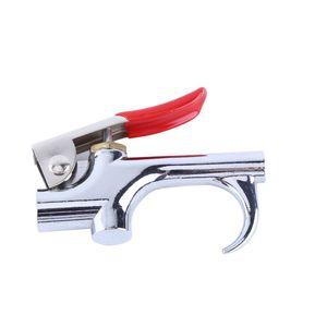 Image 4 - 20 Stuk Hot Koop Air Compressor Accessoire Kit Inclusief 25ft Recoil Luchtslang Blow Gun & Tyre Quick Connector/Pneumatische Tool