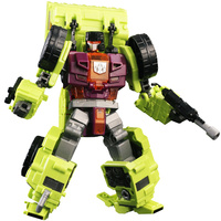 Devastator Scraper Cool Anime Transformation Toys Robot Model Ko g1 Engineering vehicle Action Figure boys Toys Christmas Gifts