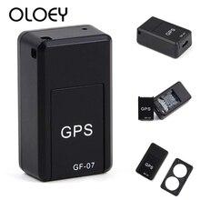 Gps GF-07 для домашних животных, умный мини gps трекер, анти-потеря, трекер для домашних собак, кошек, трекеров, оборудование, gps устройство слежения