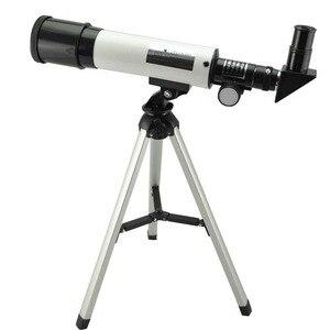 Image 1 - Telescopio astronomico Visionking rifrazione 360X50 con treppiede portatile Sky Telescopio monoculare osservazione dello spazio regalo