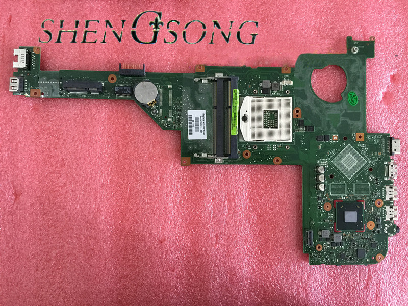 702901-501 702901-001 Free Shipping 690225-001 Main Board For HP Envy M4 M4-1000 Laptop Motherboard SLJ8C HD4000 DDR3 744009 501 744009 001 for hp probook 640 g1 650 g1 motherboard socket 947 hm87 ddr3l tested working