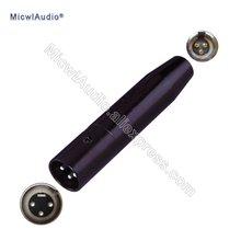 Мини xlr Сделано в Китае 3pin Вход конденсаторный микрофон для