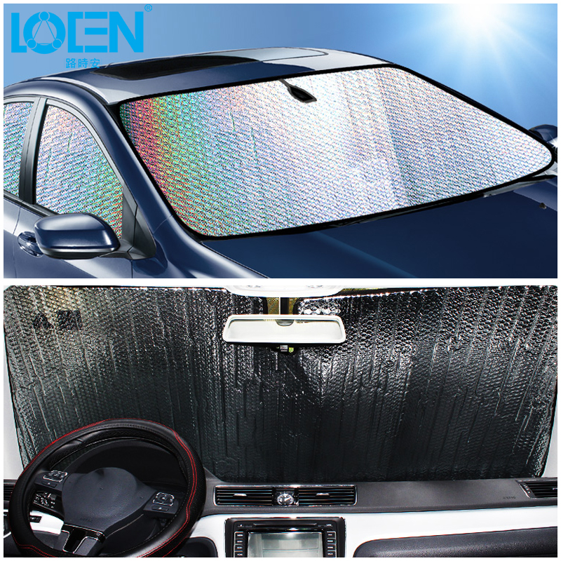 Car Auto Front Window Sunshade Anti Snow Shield Covers Windshield Sunshade Windscreen Dust Protector Screen Cover Protector
