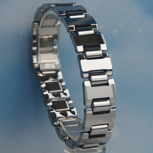 16mm 120g Men classic heavy hi-tech scratch proof tungsten bracelet