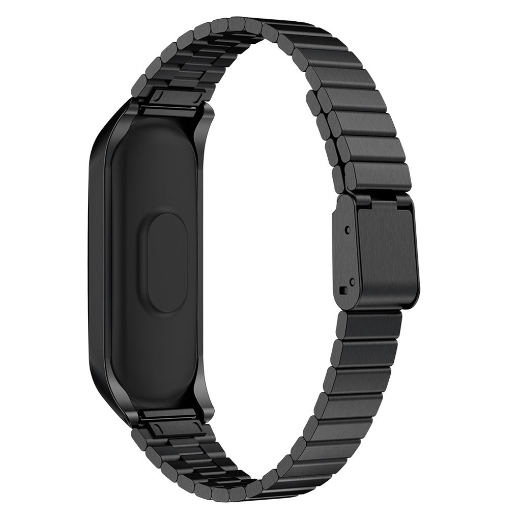 Watchbands Watch Strap For Xiaomi Mi Band 4 Stainless Steel Bracelet Watch Band Metal Case  New Strap Smart Wristband 19JUL2