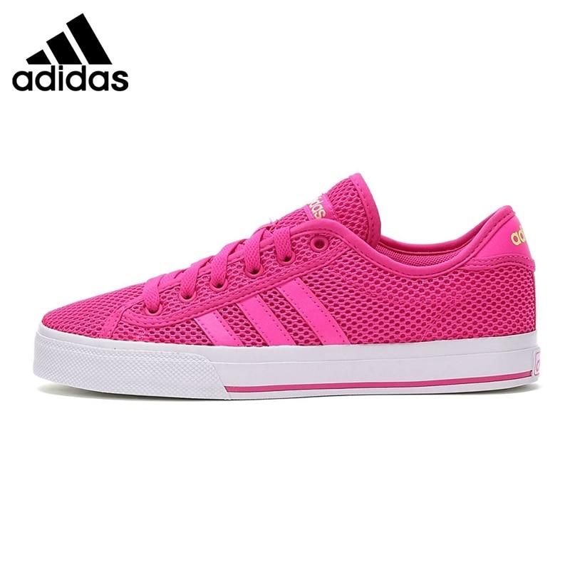 ... adidas neo leisure pink