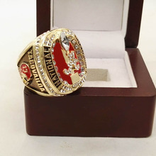 2017 Alabama Crimson Tide National College Championship Ring Size8-14 dropship(China)