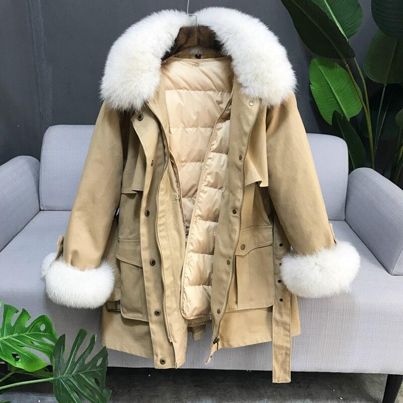 White discount Collar Duck 3