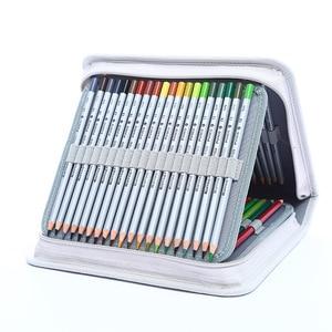 Image 4 - 120 168 216 חורים בית הספר עבור בנות ילד Pencilcase עט תיבת תכליתי אחסון תיק מקרה פאוץ ערכת מכשירי כתיבה