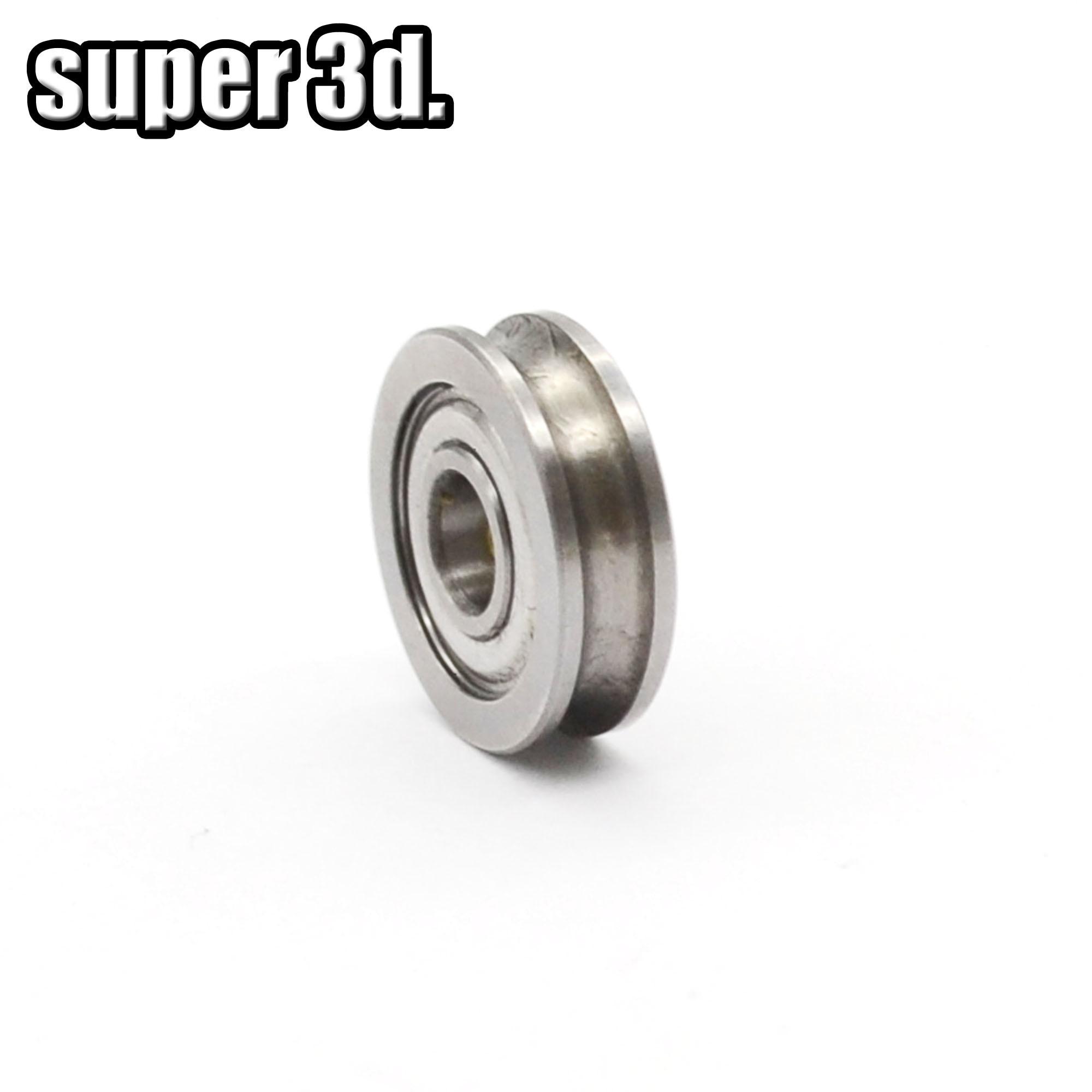 Ball Bearing 604zz-688zz Deep Groove Ball Bearing For CNC RepRap 3D Printer