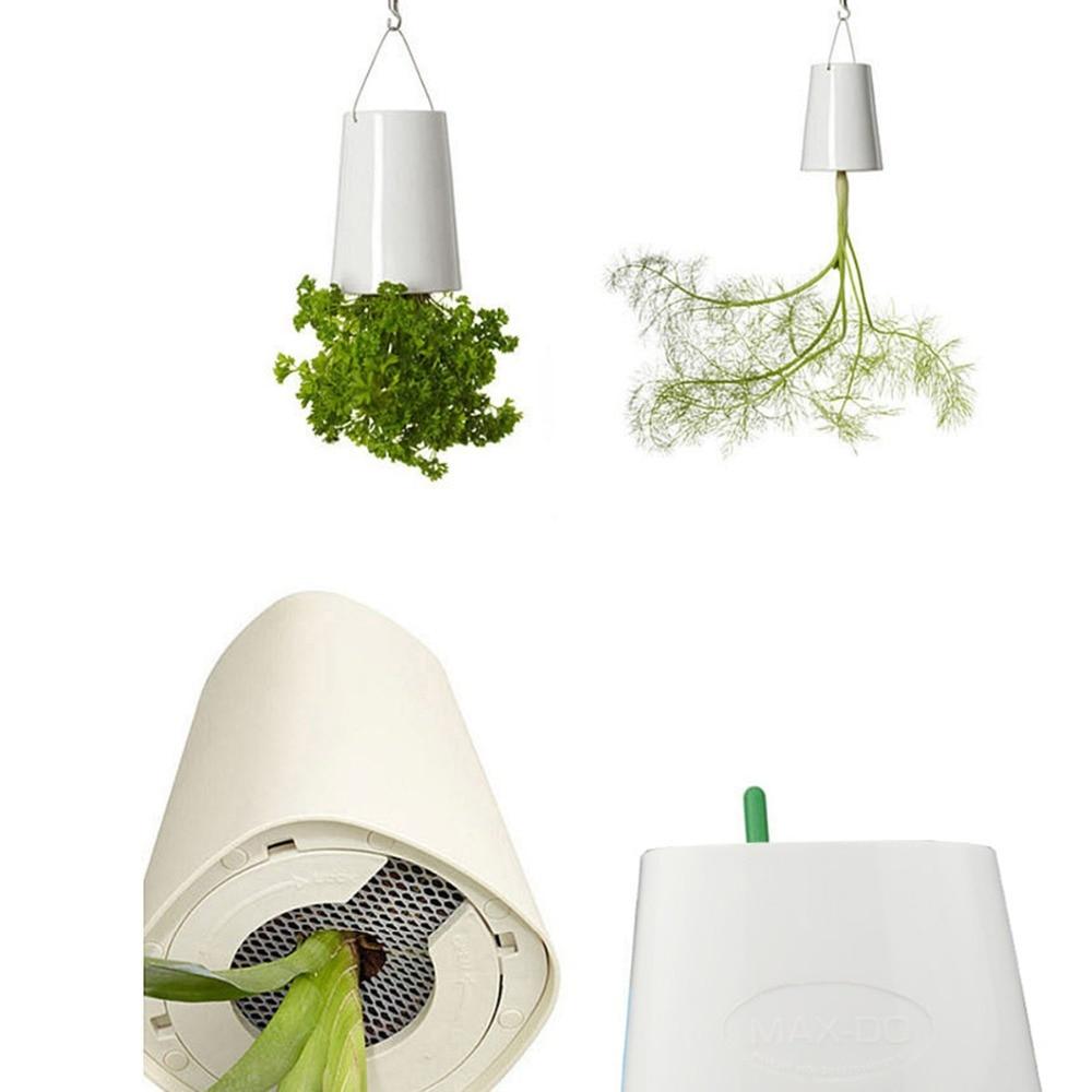 Good Hanging Plant Pots Online Part - 6: Garden Products Ceiling Pot Indoor Hanging Plant Pots Baskets Decorative Plant  Flower Pot Sky Planter For