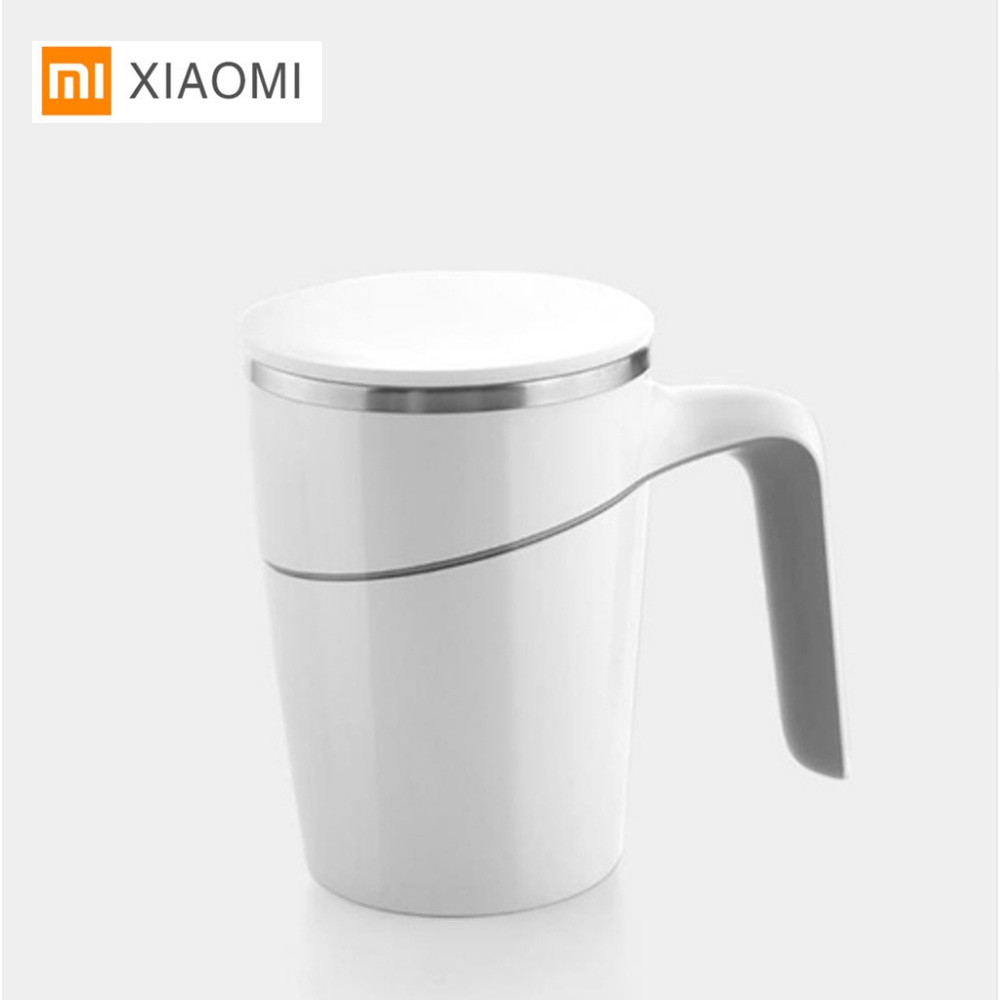Xiaomi Ecological Chain Brand Fiu Cup Innovation Magic Sucker Splash Proof Non-slip Double Insulation 304 Stainless Cup 470ML rudi hilmanto local ecological knowledge