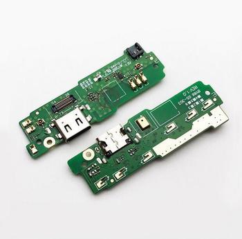 1 lote/5 uds para Sony Xperia XA1 Ultra G3221 G3212 G3223 G3226 Cargador Micro USB de puerto de carga
