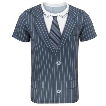 Bonnie and Clyde Tuxedo T-Shirt6
